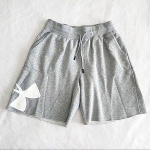 UNDER ARMOR Mens Shorts Gray